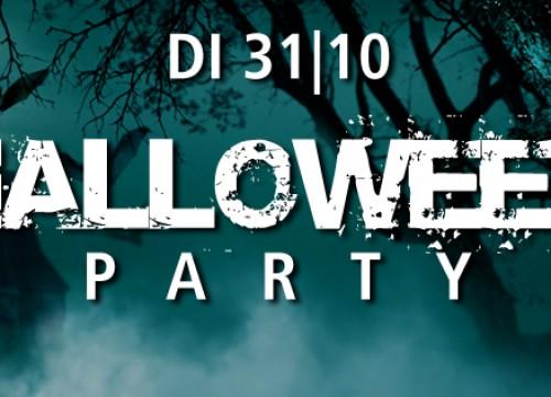 Halloween Party @ Third Floor Club