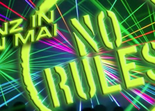 NO RULES @ iROOM – Tanz in den Mai