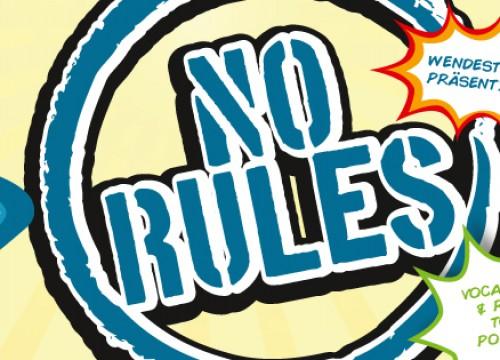 NO RULES @ raum eins club