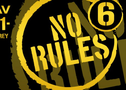 6 JAHRE NO RULES @ VIEW
