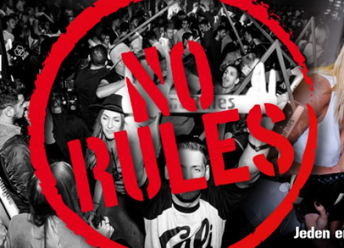 NO RULES @ iROOM