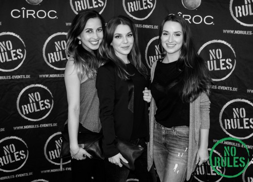 04.03.2016 No Rules @View