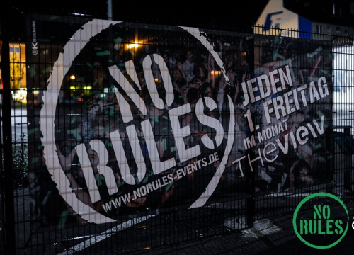 06.05.2016 No Rules @ View