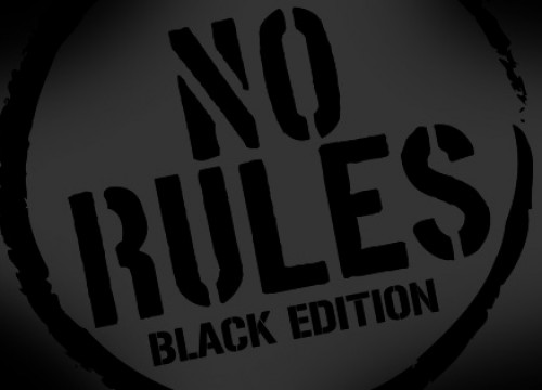 No Rules Black Edition @ MINT