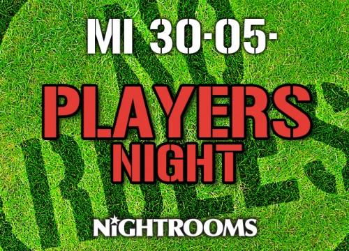 Players Night @ Nightrooms